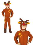 REINDEER ALL IN ONE COSTUME